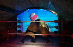 defi combat de catch en sumo grande taille