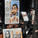 caricature montmartre intripid sortie insolite paris