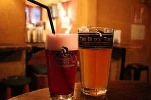biere pinte à la paille serbia evg evjf belgrade