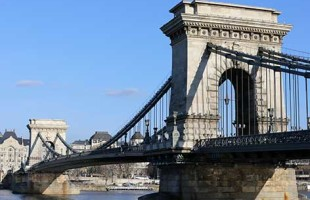pont des chaines evg evjf budapest