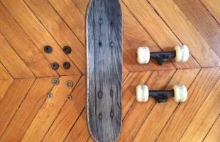 demonter un skate