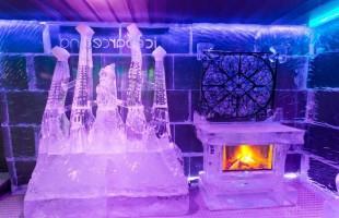 ice bar barcelona evg evjf team building